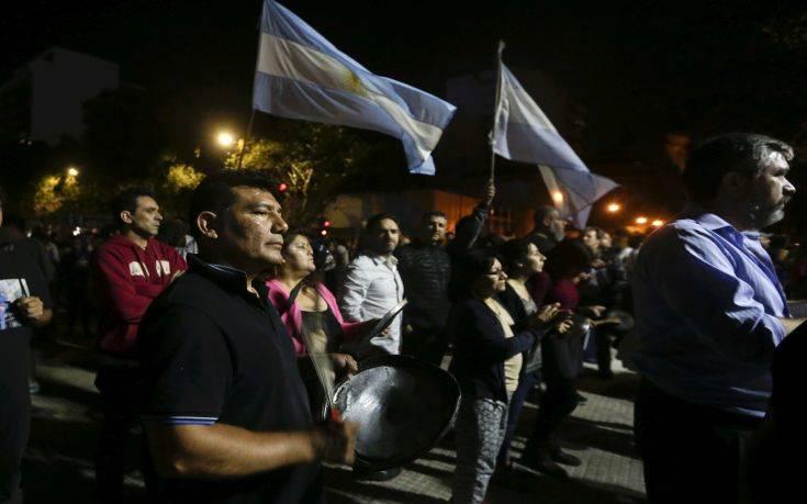 Στάση πληρωμών για ακόμα μια φορά κήρυξε η Αργεντινή