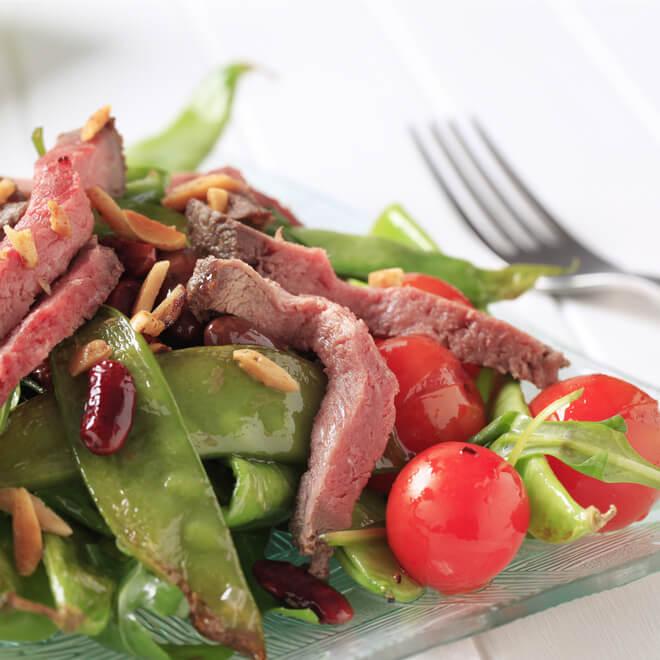 Συνταγή: Σαλάτα με πρωτεΐνη, ο δυνατός συνδυασμός της διατροφής σου - Shape.gr