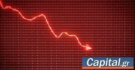 Aπώλειες άνω του 3% για τις ευρωαγορές, σε σκηνικό σύγκρουσης ΗΠΑ - Κίνας