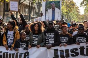 Γαλλία: «Δικαιοσύνη για τον Ανταμά Τραορέ» | DW | 03.06.2020