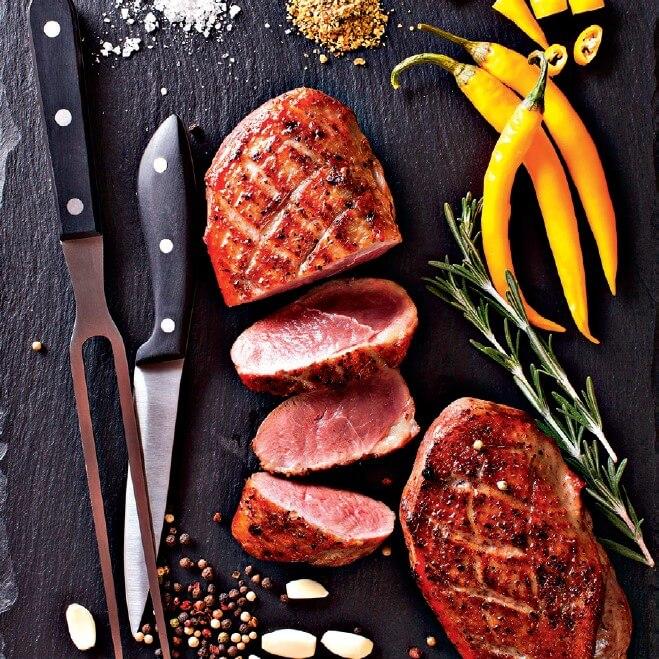Είναι το κόκκινο κρέας η καλύτερη πηγή σιδήρου;