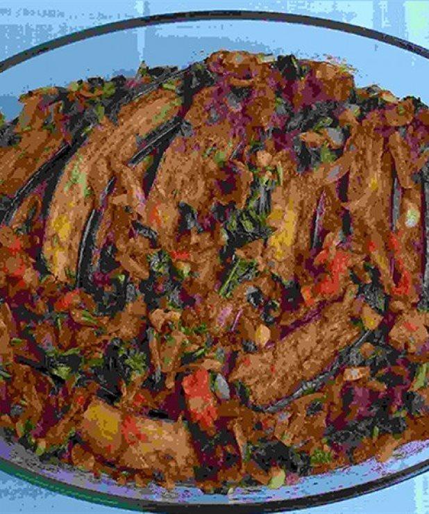 Ιμάμ μπαϊλντί (μελιτζάνες φούρνου με ντομάτα)