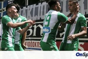 ΟΦΗ-Παναθηναϊκός 0-0: Είδε χέρι ο Καραντώνης κι ακύρωσε τη νίκη του ΠΑΟ! (video+photos)