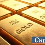 """Σε χαμηλό δύο μηνών ο χρυσός, με """"βουτιά"""" σχεδόν 4% στην εβδομάδα"""