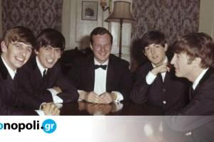 «Midas Man»: Η ζωή του θρυλικού μάνατζερ των Beatles γίνεται ταινία