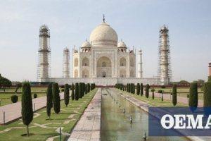 Άρση μέτρων - Ινδία: Ανοίγει ξανά αύριο το Ταζ Μαχάλ μετά από τρεις μήνες