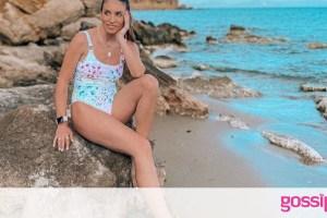 Αθηνά Οικονομάκου: Διακοπές με τον κούκλο αδερφό της! (Photos)