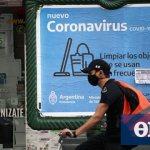 Αργεντινή - Κορωνοϊός: Ξεπεράστηκε το όριο των 100.000 κρουσμάτων