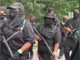 ΗΠΑ: Πορεία οπλισμένων διαδηλωτών στην Τζόρτζια
