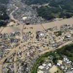 Ιαπωνία: Νεκροί από ισχυρές βροχοπτώσεις και πλημμύρες στα δυτικά της χώρας
