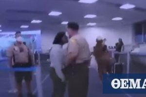 Μαϊάμι: Αστυνομικός γρονθοκόπησε γυναίκα επειδή του είπε «είσαι μαύρος»