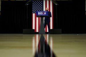 Μπάιντεν: Ξανά στον ΠΟΥ οι ΗΠΑ αν εκλεγώ πρόεδρος
