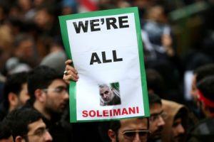 ΟΗΕ: Ο Σολεϊμανί σκοτώθηκε με παράνομο τρόπο στη διάρκεια αμερικανικής επιδρομής