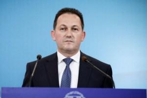 Πέτσας: «Ο ΣΥΡΙΖΑ θέλει την Ελλάδα ξέφραγο αμπέλι»