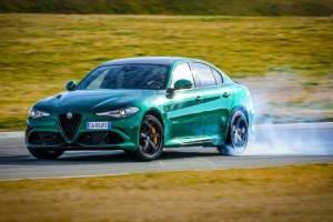 Στην Ελλάδα οι νέες Alfa Romeo, Giulia Quadrifoglio και Stelvio Quadrifoglio