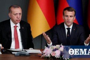 Συνεχίζεται η ένταση στις σχέσεις Γαλλίας-Τουρκίας, διάβημα στον Τούρκο πρέσβη