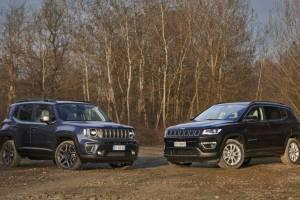 Τον Σεπτέμβριο έρχονται στην Ελλάδα τα υβριδικά μοντέλα της Jeep