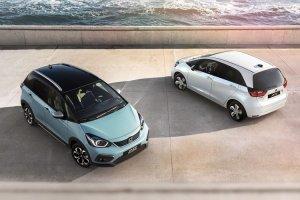 Υβριδικό Honda Jazz e:HEV: 109 ίπποι και κατανάλωση 4,5 λίτρα
