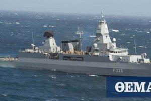 Γερμανία: Αποπλέει αύριο για την Ανατολική Μεσόγειο η γερμανική φρεγάτα