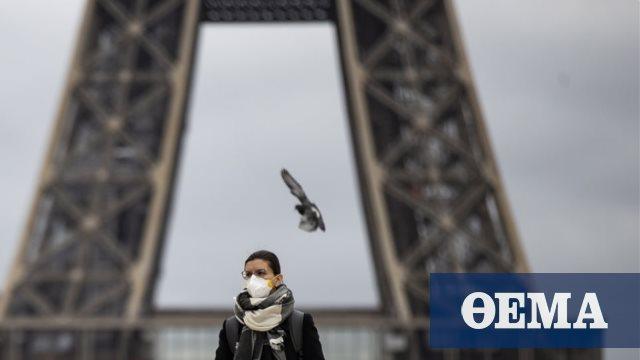 Κορωνοϊός - Γαλλία: «Υποχρεωτική η χρήση μάσκας σε όλο το Παρίσι» ανακοίνωσε ο Ζαν Καστέξ