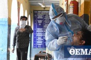 Κορωνοϊός - Ινδία: Ξεπέρασαν τα 2 εκατομμύρια τα επιβεβαιωμένα κρούσματα μόλυνσης