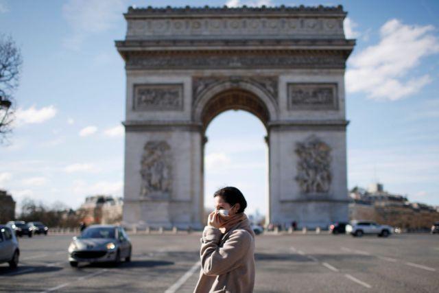 Κορωνοϊός: «Κόκκινο» ξανά το Παρίσι με κυβερνητικό διάταγμα