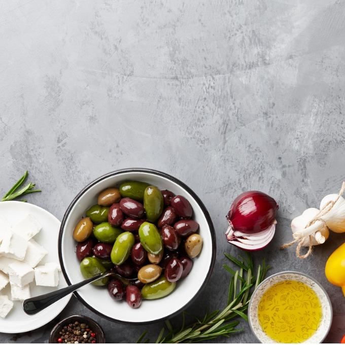 Μεσογειακή διατροφή: Πλάνο για 7 ημέρες από την Αμαλία Γιωτοπούλου