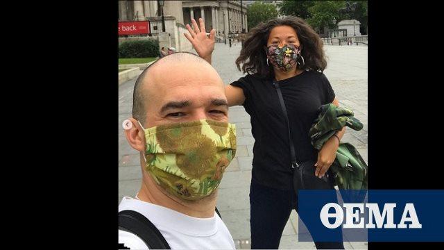 Ο κορωνοϊός επηρεάζει και τα πωλητήρια μουσείων – Πωλούν μάσκες με διάσημα αποτυπώματα