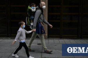 Kορωνοϊός: Χωρίς μάσκα επιστρέφουν οι μαθητές στα θρανία στη Σκωτία
