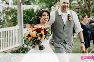 Απίστευτο: Δες τι φόρεσε στο γάμο της αδερφής της!