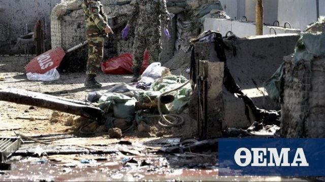 Αφγανιστάν: Βομβιστική επίθεση με στόχο τον Αφγανό αντιπρόεδρο