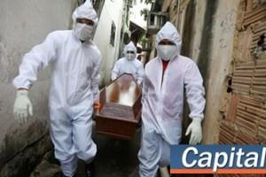 Βραζιλία: 863 νέοι θάνατοι εξαιτίας του κορονοϊού
