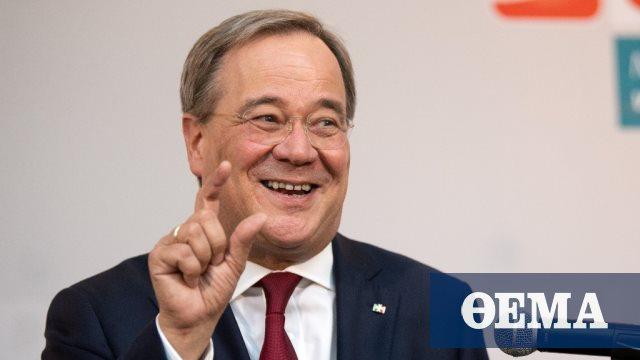 Γερμανία: Μπορεί ο Άρμιν Λάσετ να διαδεχθεί τη Μέρκελ;