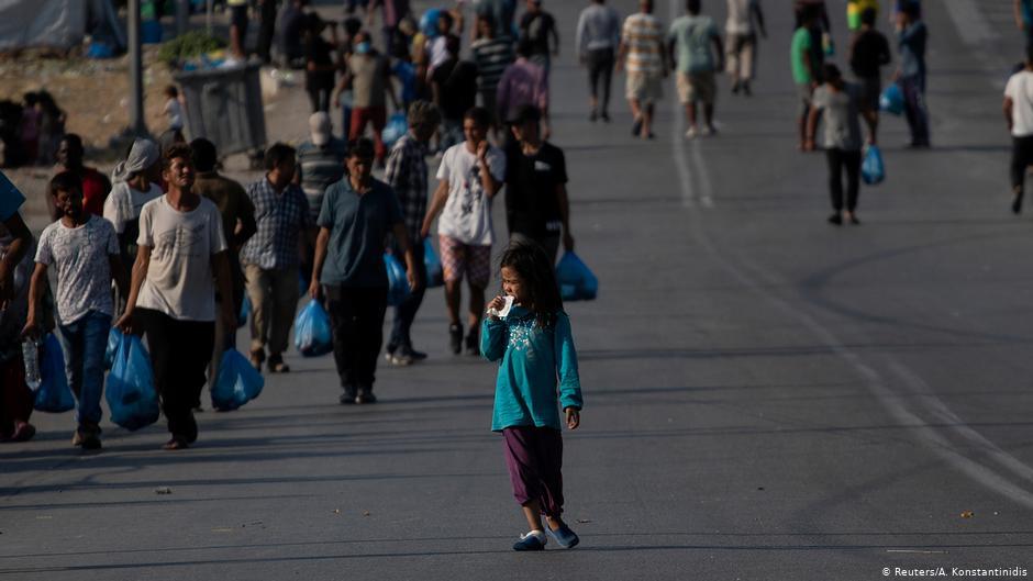 Γερμανία: Πολιτικές αντιδράσεις για την άφιξη προσφύγων | DW | 16.09.2020