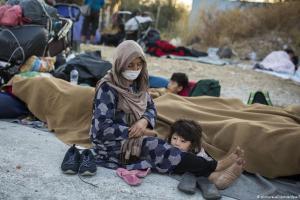 Δέκα δήμαρχοι λένε «ναι» στους πρόσφυγες | DW | 12.09.2020
