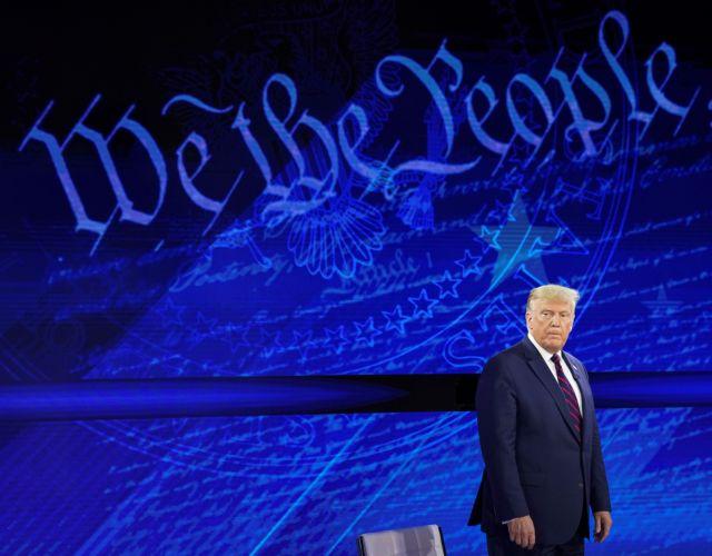 Δημοσκόπηση : Στο ναδίρ της παγκόσμιας κοινής γνώμης Τραμπ και ΗΠΑ
