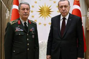 Ερντογάν, Ακάρ προκαλούν ξανά: Θα υπερασπιστούμε τη «Γαλάζια Πατρίδα» - Ειδήσεις - νέα - Το Βήμα Online