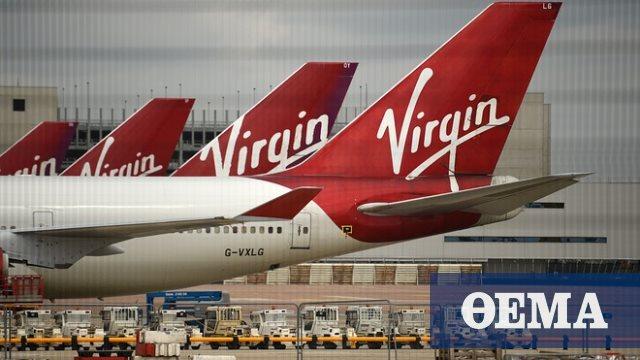 Η Virgin Atlantic καταργεί άλλες 1.000 θέσεις εργασίας