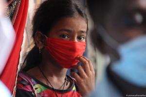 Ινδία: 79.000 κρούσματα σε ...24 ώρες | DW | 01.09.2020