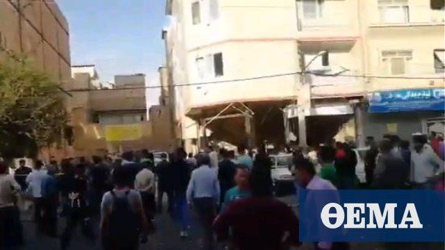 Ιράν: Ισχυρή έκρηξη κοντά στην Τεχεράνη- Ένας νεκρός και δέκα τραυματίες