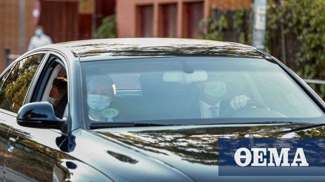 Ισπανία: Επιστροφή στα θρανία με χειρουργική μάσκα για την πριγκίπισσα Λεονόρ