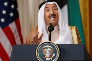 Κουβέιτ: Πέθανε σε ηλικία 91 ετών ο εμίρης