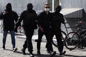 Λευκορωσία : Διαδηλώσεις στο Μινσκ – Πάνω από 10 συλλήψεις