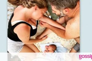 Μπουρδούμης: Μιλά για τη γυναίκα του, Λένα και το μωρό τους και… λιώνει