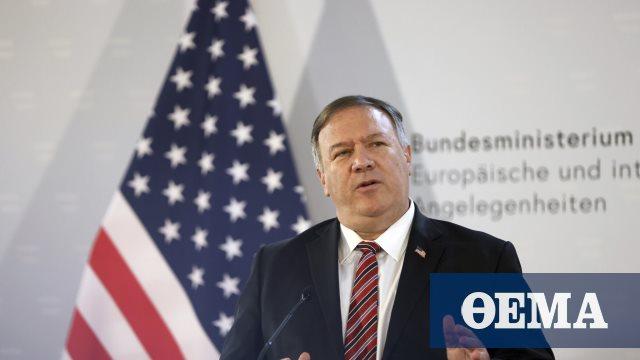 Οι ΗΠΑ εξετάζουν την επιβολή κυρώσεων στη Λευκορωσία