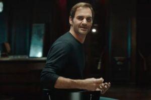 Ο Φέντερερ τραγουδάει και χορεύει σε νέο διαφημιστικό σποτ