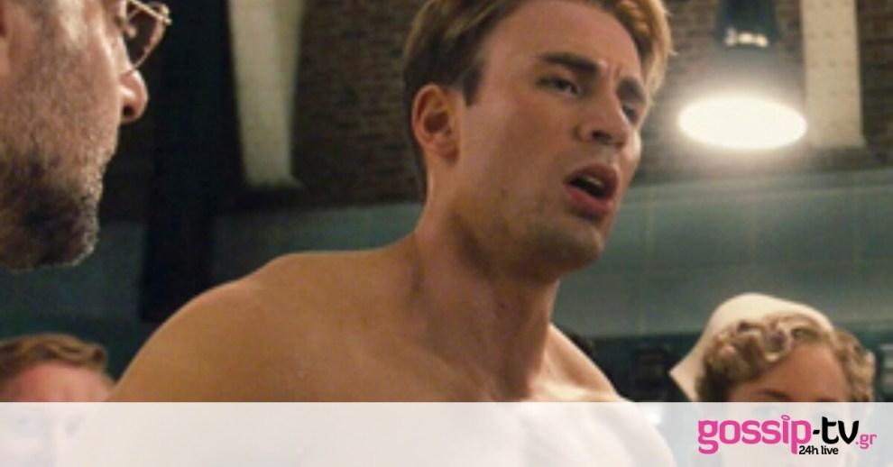 Ο Chris Evans ανέβασε κατά λάθος γυμνή φωτογραφία και... αποθεώθηκε!