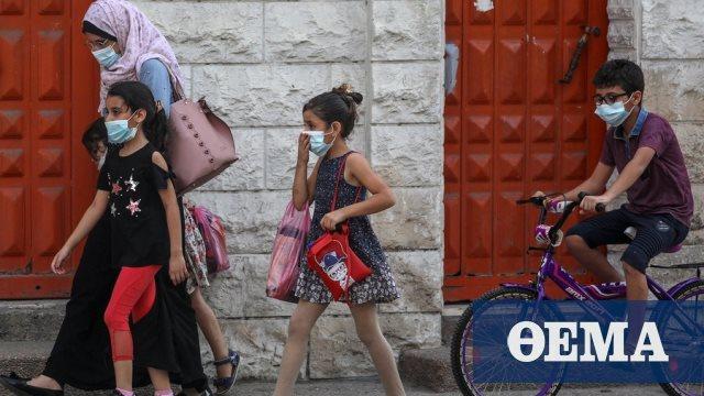 Παλαιστίνη: Ξεπέρασαν τα 1.000 τα νέα κρούσματα στη Λωρίδα της Γάζας