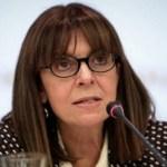 Σακελλαροπούλου: Είμαστε έτοιμοι να αντιμετωπίσουμε οποιαδήποτε πρόκληση της Τουρκίας