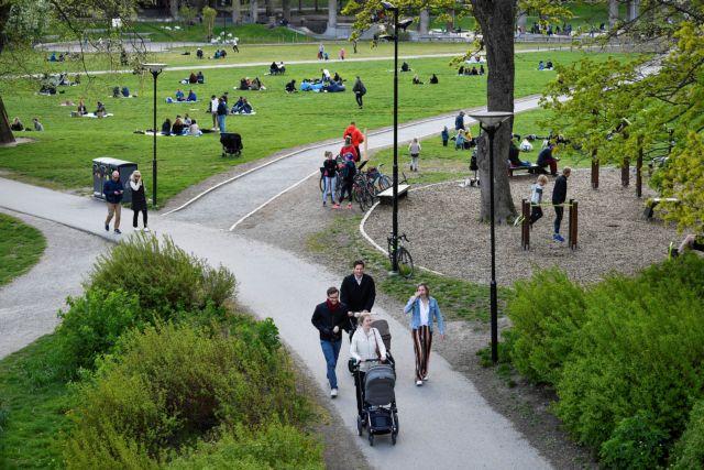 Σουηδία : Δικαιώνεται στη διαχείριση του κορωνοϊού;